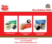 Polish Rice with Easy to Use Rubber Rolls