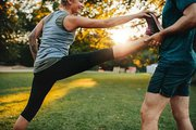 Knee Rehabilitation Exercises   Personal Trainer in London Bridge