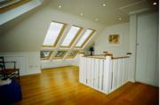 Rooflight loft conversions in Worcester   TM Lofts